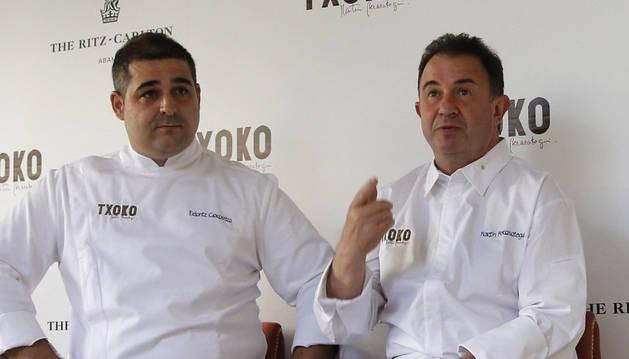 Martín Berasategui, el cocinero con más estrellas Michelin de España