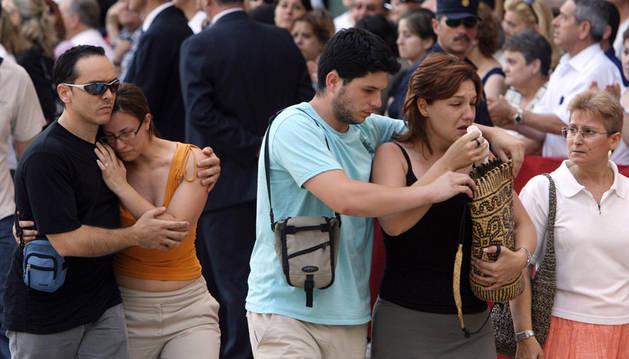 Apuntan a la inseguridad del metro como conclusión del accidente de Valencia