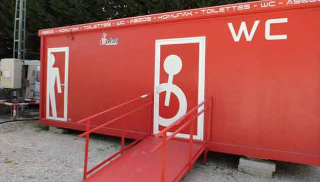 Adjudicada la gestión de diez aseos públicos de Pamplona por 995.346 euros anuales