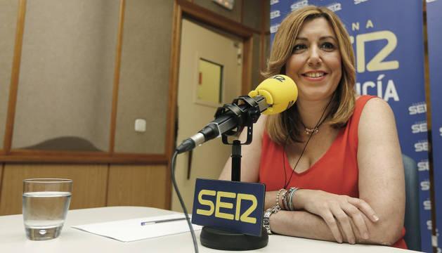 Susana Díaz cree que el PSOE debe estar en la oposición