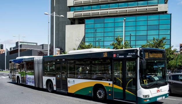 El Transporte Urbano Comarcal se refuerza con siete nuevas villavesas