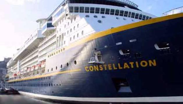 Pamplona será 'parada' para dos cruceros en San Fermín
