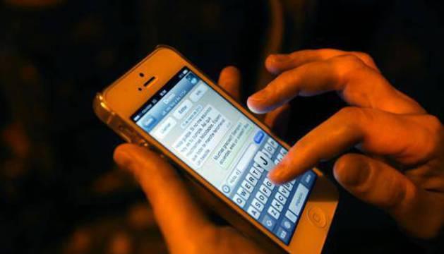 El software permitirá usar el móvil con la vista.