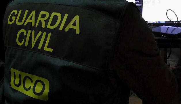 La operación ha sido llevada a cabo por la Guardia Civil.