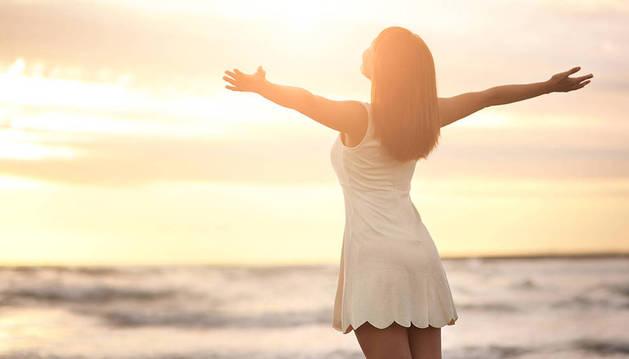 El 27,1% de los 2.484 entrevistados otorga un 8 a su estado de felicidad.