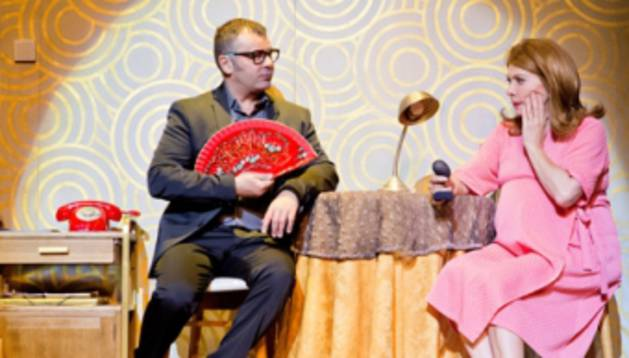 Jorge Javier Vázquez llega este fin de semana a Baluarte con su musical 'Iba en serio'