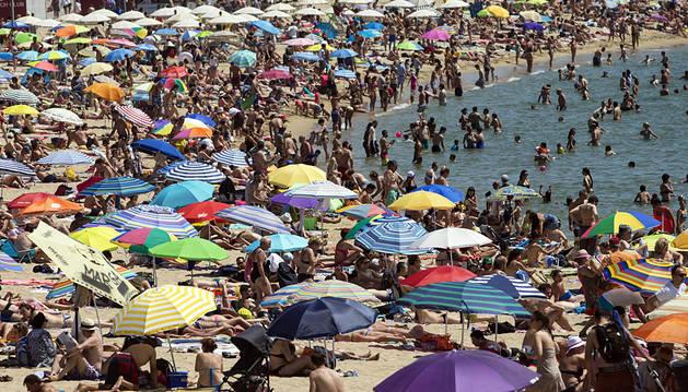 Al menos tres ahogados en las playas españolas el fin de semana