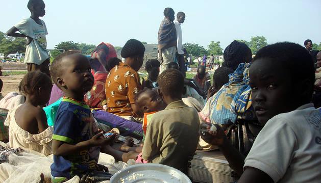 Alto el fuego en Sudán del Sur tras 4 días de combates y 300 muertos