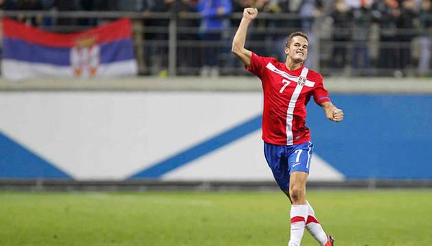 El serbio Goran Causic, nuevo fichaje de Osasuna