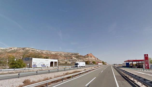 El accidente ocurrió en Arcos de Jalón.