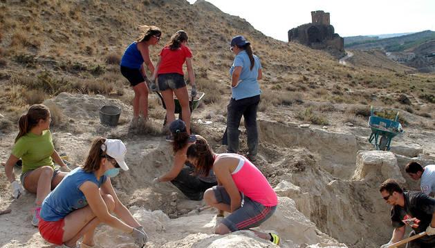 Un campamento arqueológico pondrá en valor El Cristo de Caparroso