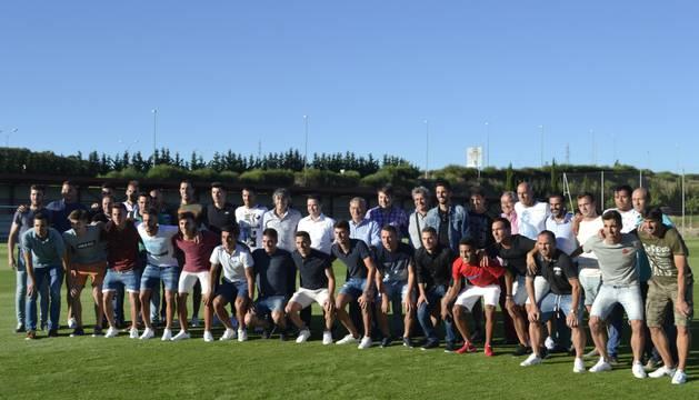 La plantilla se ha reunido este viernes en las instalaciones de entrenamiento para una primera toma de contacto con la temporada 2016-17.