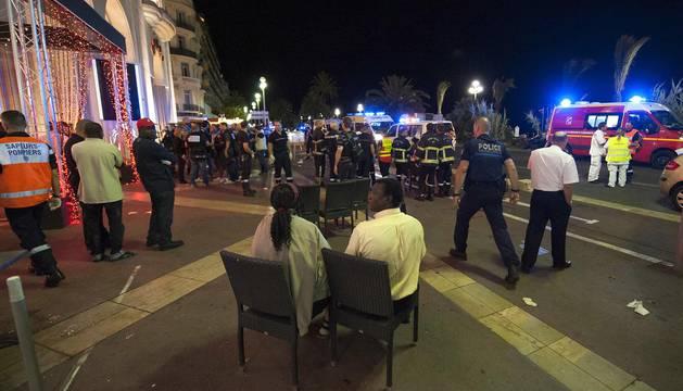Decenas de personas fallecieron este 14 de julio durante los actos del Día Nacional de Francia en Niza cuando un camión se lanzó a por una multitud.