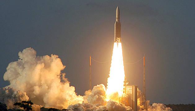 El primer satélite de observación europeo se lanzó hace 25 años
