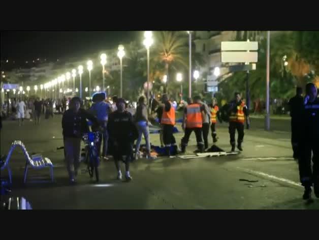 Más de 80 muertos en el atentado de Niza