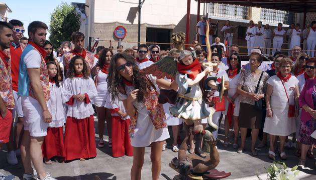 Fiestas de Cadreita 2016