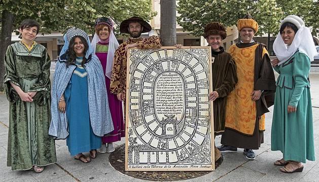 Variedad en la XIX Semana Medieval de Estella