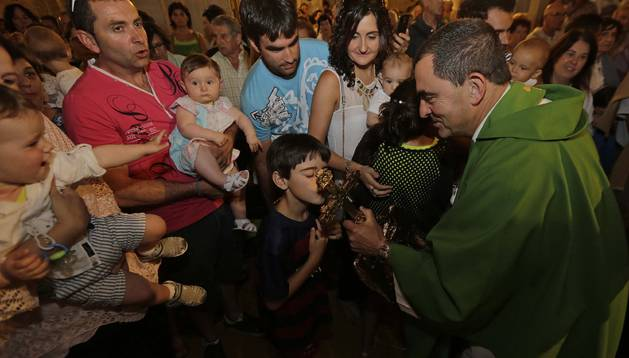 Nuevos amigos de San Miguel de Aralar