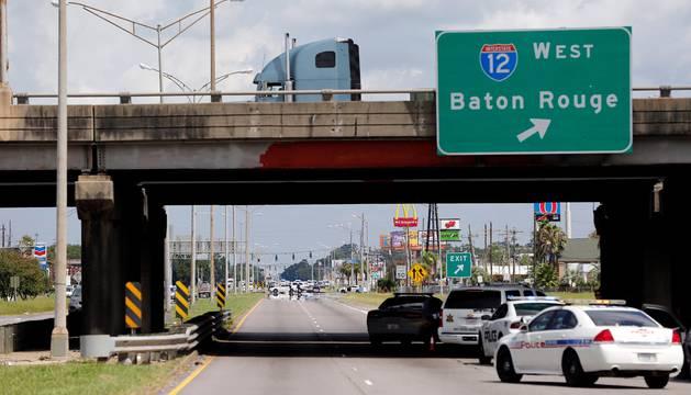 Tiroteo mortal en Baton Rouge (EE UU)