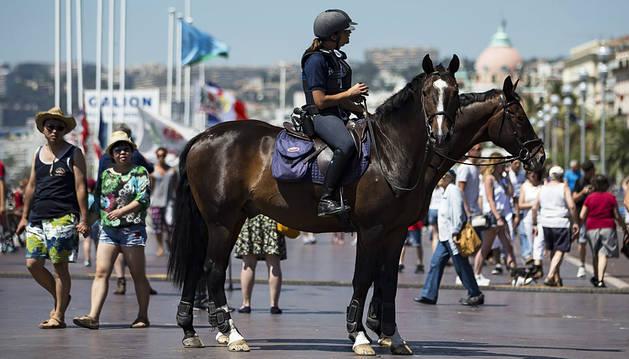 Siete detenidos en relación al ataque del Día de la Bastilla en Niza