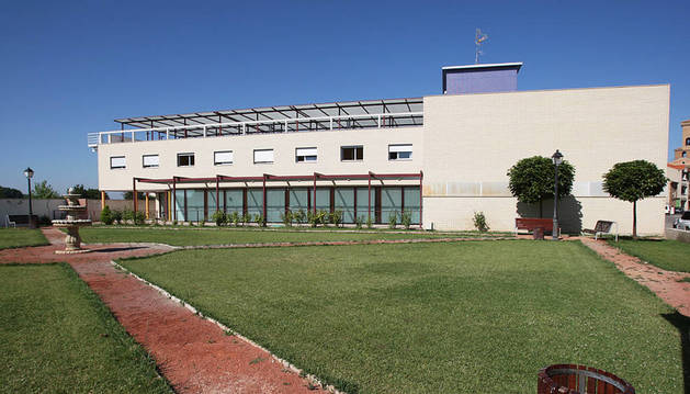 Obra Social La Caixa aporta 4.450 euros a la residencia de ancianos de Marcilla