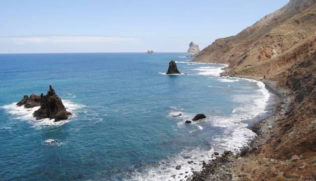 Playa de Benijos en Tenerife.