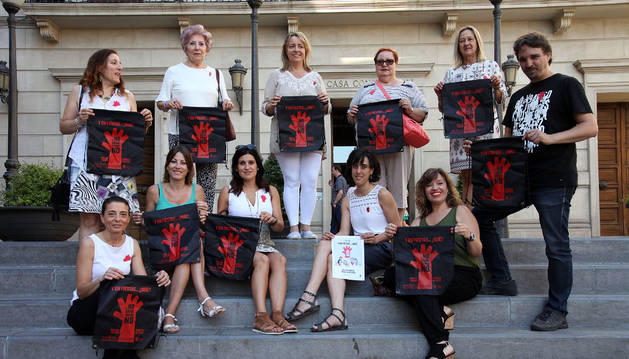 Campaña por la igualdad y contra agresiones sexistas en fiestas