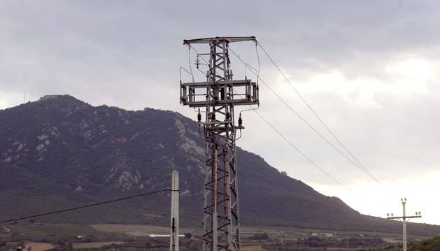 En 2015 el consumo eléctrico en Navarra aumentó un 1,2%, pero en España subió un 1,9%