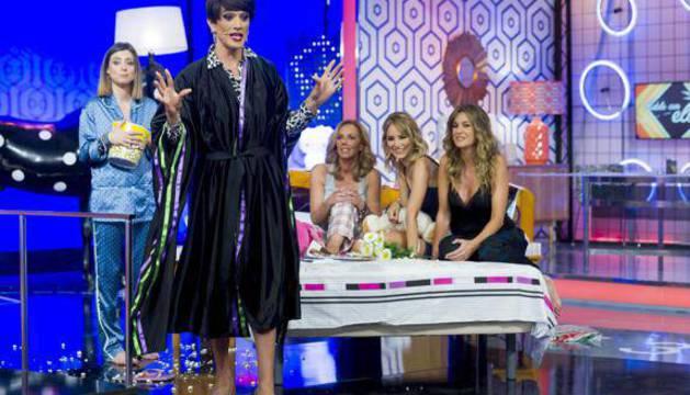 Mal regreso para 'Hable con ellas' en Telecinco
