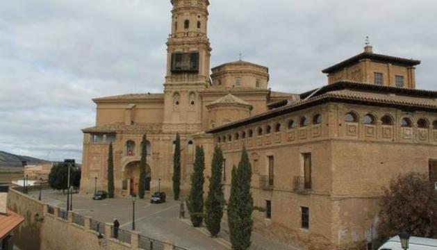Iglesia de Villafranca.