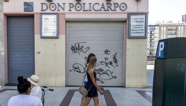 Cierran dos populares establecimientos de San Juan