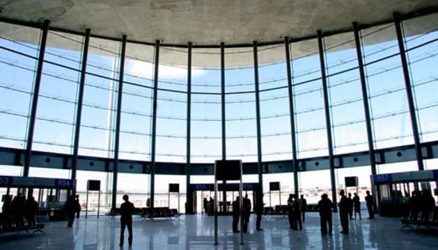 Aeropuerto de Manises.