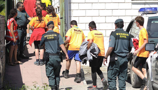Fallece una chica de 15 años al sufrir un accidente en el cañón de Añisclo