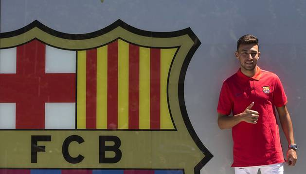 El FC Barcelona regresa al trabajo