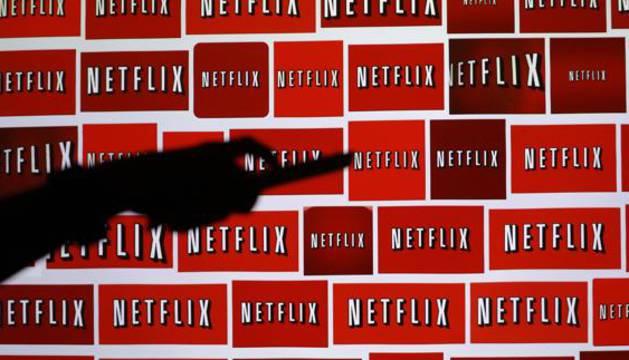 Logos de la empresa estadounidense, Netflix.