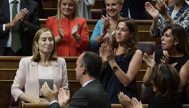 Ana Pastor, nueva presidenta del Congreso