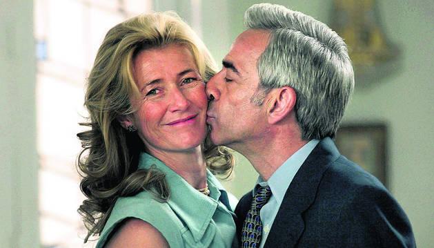 Mercedes Fernández y Antonio Alcántara seguirán siendo los protagonistas más longeva de la cadena pública.