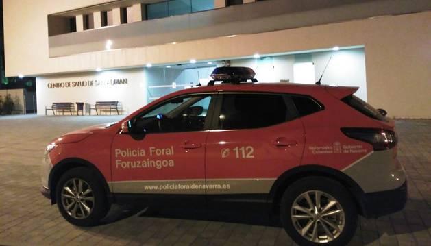 Detenidos dos vecinos de Azagra y Fustiñana por presunto maltrato