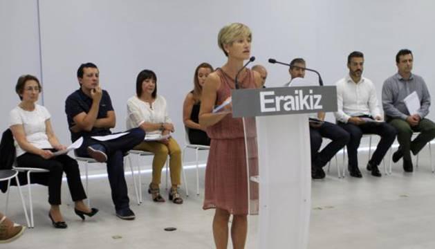 Pili Zabala, hermana de Jose Ignacio Zabala.