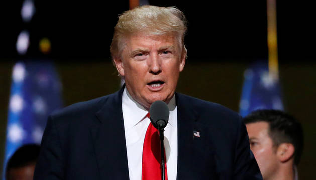Trump dice que EE UU pondrá condiciones a la hora de ayudar a socios de la OTAN