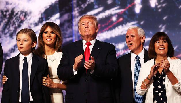 Trump anuncia que pedirá a los miembros de la OTAN