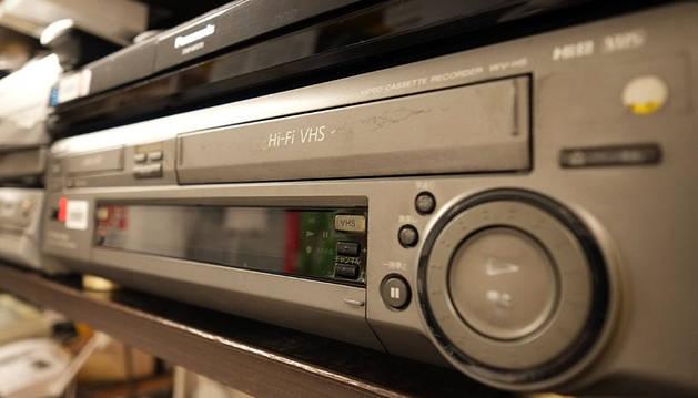 Adiós a los vídeos VHS