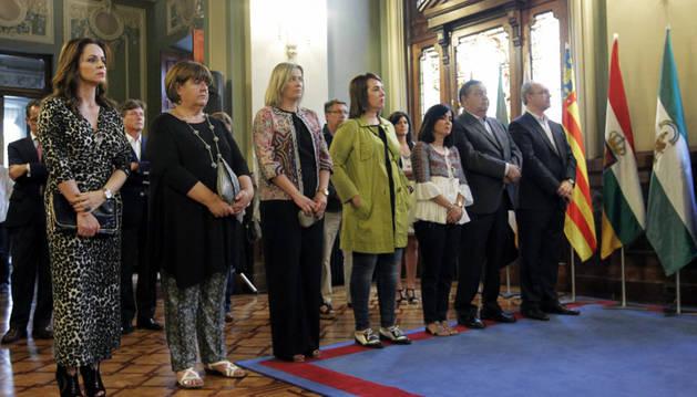 Los presidentes de parlamentos autonómicos analizan los retos parlamentarios.