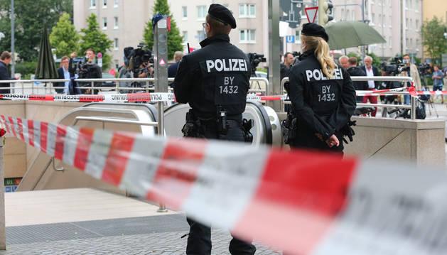 La Policía descarta que el ataque de Múnich esté relacionado con el Estado Islámico