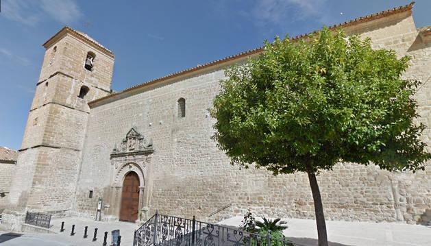Begíjar (Jaén), localidad en la que se ha producido el suceso.