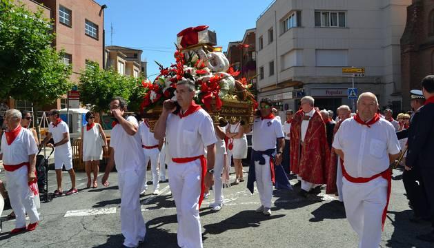 Fiestas 2016 en San Adrián