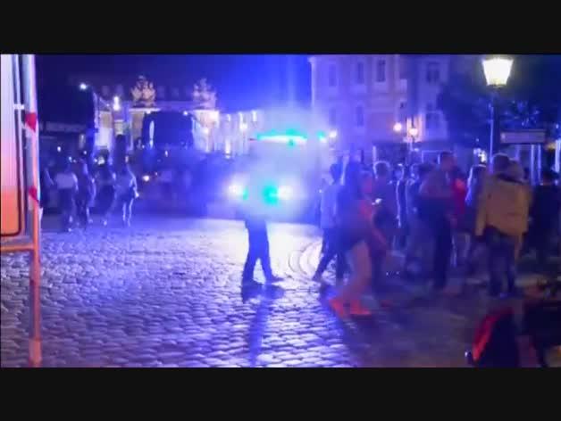 Una explosión en un festival de Alemania deja 12 heridos