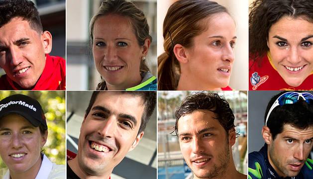 Navarros en Río 2016