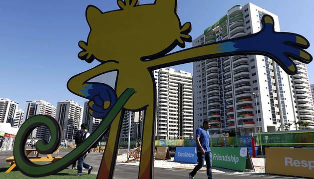 Los australianos se niegan a alojarse en la Villa Olímpica