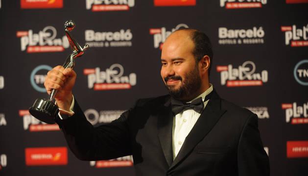 Ciro Guerra, director de 'El abrazo de la Serpiente'.